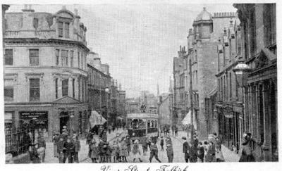 "P35648; ""Vicar Street, Falkirk"""