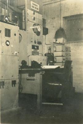 P35960; BBC transmitter station at Blackpool.