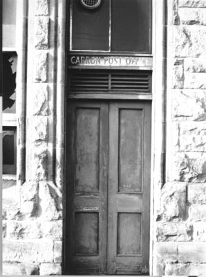P35424; Former Carron Iron Works building, later occupied by Torwood Bathrooms.
