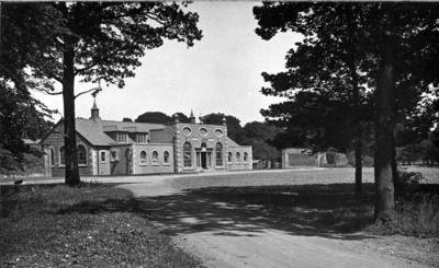 "P37143; ""ICI Recreation Club Buildings opened by Mr J Mitchell"""