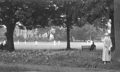 "P37161; ""ICI Recreation Club cricket pitch"""