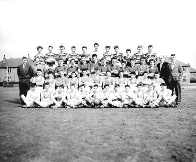 P33139; School football teams, Graeme High School