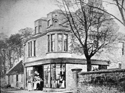 P01493; Co-operative Society, Glasgow Road, Camelon, Falkirk