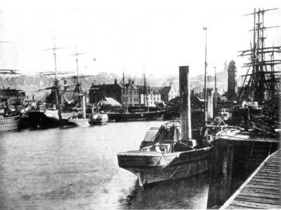 P04557; Bo'ness Harbour.