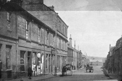 P01845; Stirling St, Denny