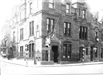 P32683; The National Bank of Scotland Ltd, Newmarket St, Falkirk