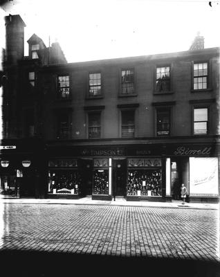 P32688; Timpson's Shoe Shop, Kirk Wynd