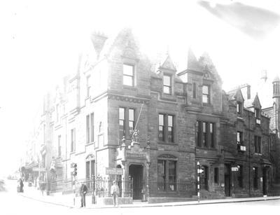 P32698; The National Bank of Scotland Ltd, Newmarket Street, Falkirk