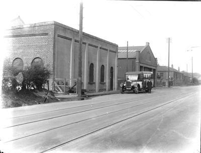 P32708; Bus Depot, Stirling Road, Dorrator, Falkirk