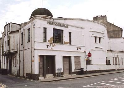 P36862; Hippodrome Cinema, Hope Street, Bo'ness