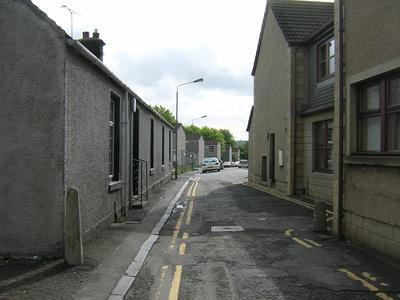 P36981; Herbertshire St and Haugh's Way, Denny