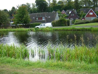 P36971; Forth and Clyde Canal and Anson Ave, Falkirk