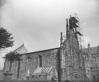 P32138; St Francis, Falkirk