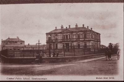P15204; Central Public School, Stenhousemuir