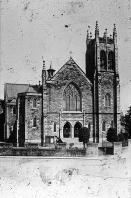 P00335; Erskine Church, Falkirk