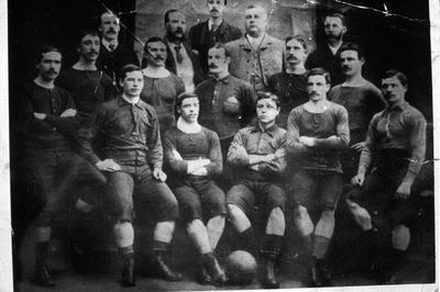 P15472; Camelon Senior Football Club