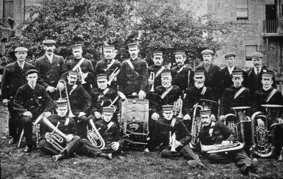P01509; Camelon Brass Band