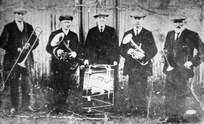 P01510; Camelon Brass Band.