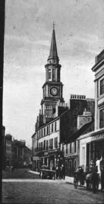 P17479; High St, Falkirk