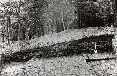P02088; Rough Castle excavation