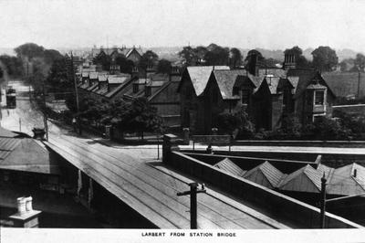 "P15114; ""Larbert from Station Bridge"""