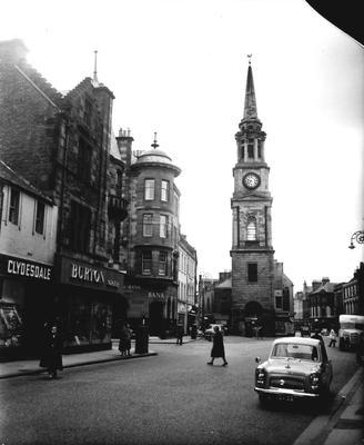 P32392; High Street, Falkirk