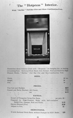"P04651; The ""Hotpress"" Interior"