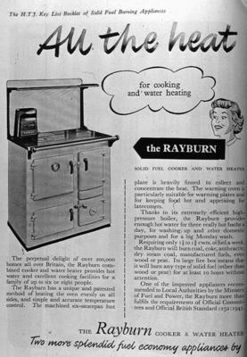 "P04713; The ""Rayburn"" range"