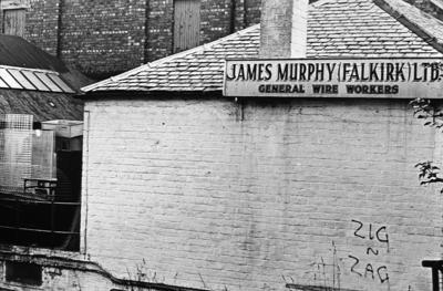 P04995; Premises of James Murphy (Falkirk) Ltd, General Wire Workers