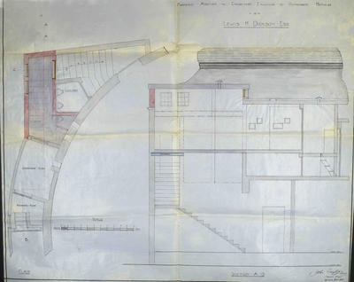 "A005.511/01; Plan of Bo'ness ""Hippodrome"""