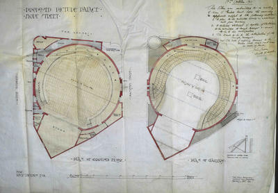 "A005.511/04; Plan of Bo'ness ""Hippodrome"""