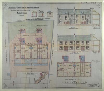 A058.379; Plan of Corbiehall
