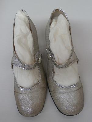 1996-052-025; Shoes