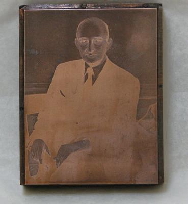 1987-112-313; printing block