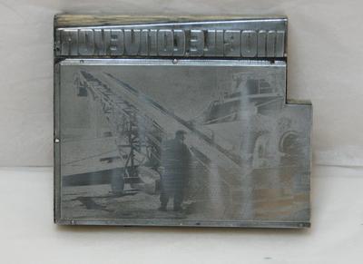 1981-034-025; printing block