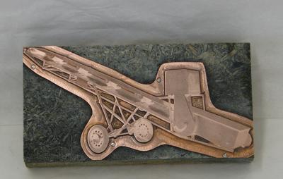 1981-034-030; printing block