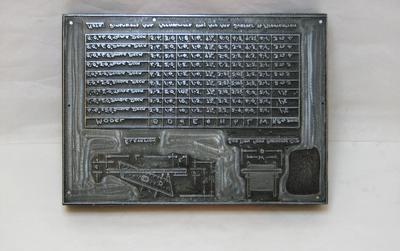 1981-034-031; printing block
