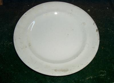 1977-002-408; plate; meat