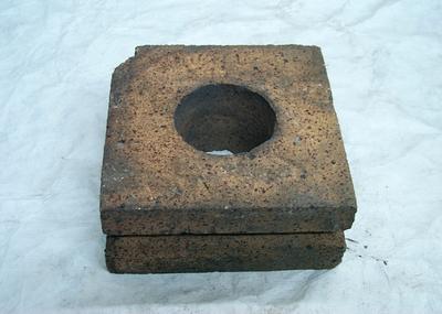 1980-042-014/001; brick; refractory