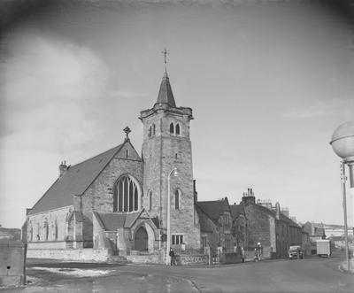 P33349; Dunipace Free Church
