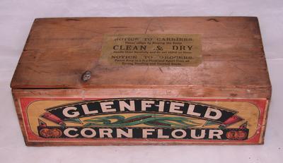 1980-075-001/002; box; wooden