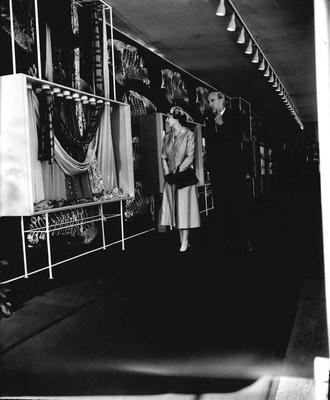 P33384; Queen Elizabeth and the Duke of Edinburgh