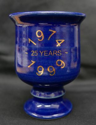 2018-004-001; goblet; ceramic