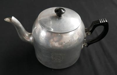 2018-012-001; teapot; Co-operative