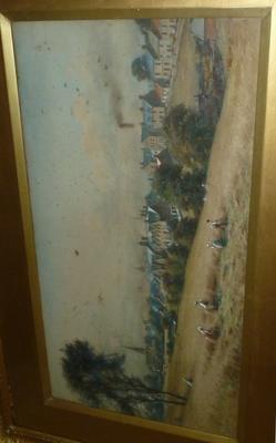 """2019-004-012; art; """"Bells Meadow"""""""