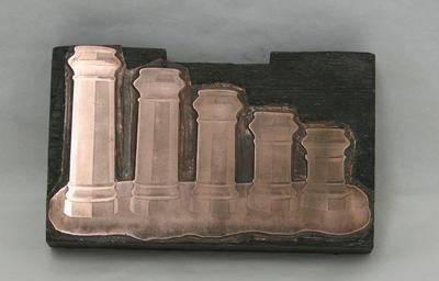 1974-001-003; printing block