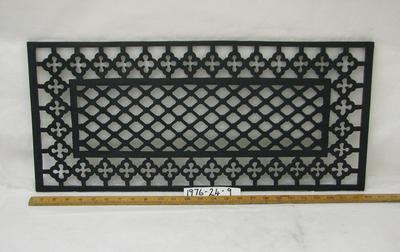 1976-024-009; grating