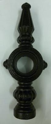 1976-024-001/004; railing bar head