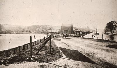 P01482; Port Downie canal basin