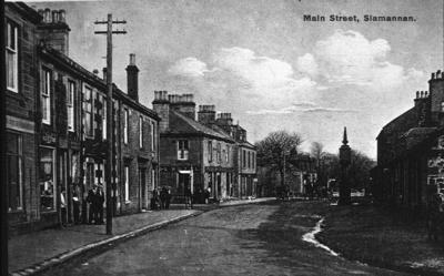 P15527; Main St, Slamannan